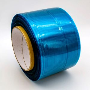 নীল / লাল ফিল্ম স্থায়ী ব্যাগ সীল টেপ