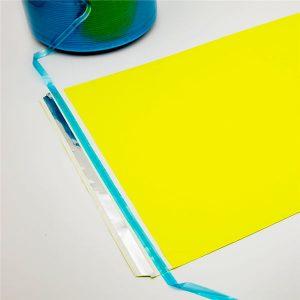 Qichang রঙিন মুদ্রণ স্থায়ী সীল টেপ